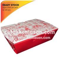 Dus Takoyaki uk 11.5x 8.5x4 cm Anti Minyak & Anti Air