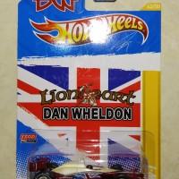 hot wheels dan wheldon