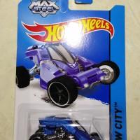 hotwheels hot wheels MaxSteel Turbo Racer Biru
