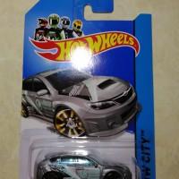 hotwheels hot wheels TH Subaru WRX Sti