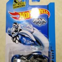 hotwheels - hot wheels Max Steel Motorcycle
