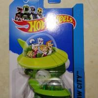 hotwheels - hot wheels Jetson Capsule