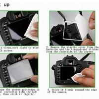 harga Lcd Screen Protector Ggs Canon 60d 100d 550d 600d 650d 700d 6d Eos M Tokopedia.com