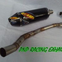 harga Knalpot Racing FMF F4 Fullsystem Leher Cacing KLX 150 S/L/BF d'Tracker Tokopedia.com