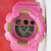 Jam tangan anak sd perempuan anti air murah terbaru gshock lasika qnq