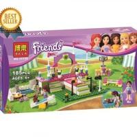 Block Bela Friends 10159 - Mia Heartlake Dog Show (Lego Compatible)
