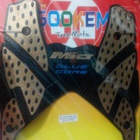 harga Karpet Motor Mio 125 m3, Mio soul GT, Mio z Blue Core GOLD Tokopedia.com
