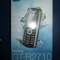 harga Hape Outdoor Samsung Xcover B2710 Baru (BNOB) Tokopedia.com