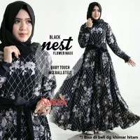 SUPPLIER HIJAB : NEST BY NABTIK