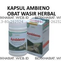Obat Wasir Herbal - Kapsul Ambeino Berkhasiat