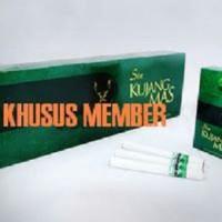 Rokok Herbal SINERGI Kujang Mas ( Member )