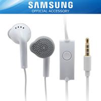 Handsfree / Headset Samsung Galaxy Young with Mic 100% Original, Putih