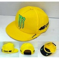 Topi MotoGP Valentino Rossi 2016 - Replika Asli (Full Bordir)