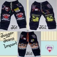JOGER PANTS / JOGER JEANS IMPORT