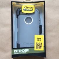 OTTERBOX DEFENDER ORI Case for iPhone SE/5s/5 (WHITE/GREY Colour)