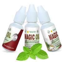 Magic Oil - Obat Perkasa Herbal Oles Atasi lmpotensi/Disfungsi-Ereksi