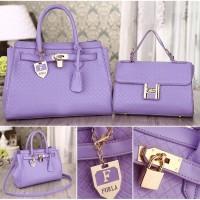 Tas Murah Tas Promo PCA2287 Purple Tas Grosir Tas Batam Online Shop
