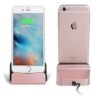 Docking Dock Charger Charging APPLE iPhone 5 6 6+ || Dock Stand iPhone