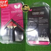 Bat Raket Ping Pong Butterfly Stayer 1200 Original