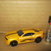 Bumblebee Camaro RPMs Transformers Diecast