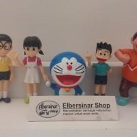 Jual Doraemon nobita 5pcs Murah