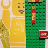 Lego Alphabet / Huruf / Angka. A-Z, 0-9, ,, , .
