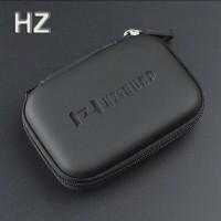 harga Hi-quality Original HZSOUND Earphone Storage Case Bag Box Casing Tokopedia.com