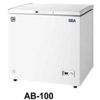 Gea Ab-100 Chest Freezer Box 100 Liter -26'C