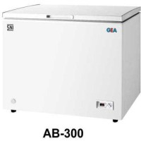 Gea Ab-300 Chest Freezer Box (302 Liter)-26'C