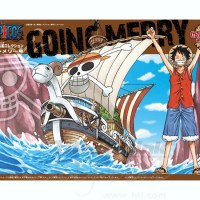 One Piece Grand Ship Collection Going Merry HG BANDAI