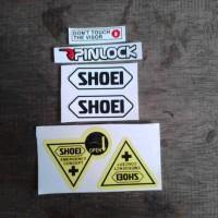 harga Stiker / Sticker Kaca Helm Shoei Tokopedia.com