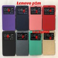 Wallet uma lenovo p1m / flip case lenovo vibe p1m / p 1 m / p1 m