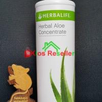 Herbal Aloe Concentrate Herballife Mendukung Detoktifikasi Usus Sehat