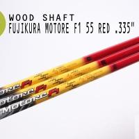 """Fujikura Motore F1 55 Red .335"""" Tip"""