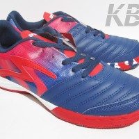 Sepatu Futsal Specs Metasala Spike (Galaxy Blue/Primer Red/White)
