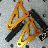 FOOTSTEP DRAG MIO PENDEK GOLD