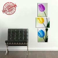 harga Gratis Ongkir - Lukisan Vertikal C31-1 Tokopedia.com