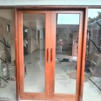 Pintu Slidding Wina Kupu Tarung (WS-200 RD 2 NYLON)