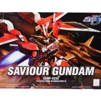 Bandai Gundam 1/144 Hg Saviour Gundam