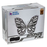 Super Flower BRONZE FX 550W PSU - SF-550P14HE - 80 PLUS BRONZE