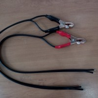 MIDTRONICS 1 SET CABLE FOR BATTERY TESTER MDX P-300 / KABEL MDX P-300