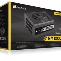 Corsair RM1000X / RMX1000 Full Modular - Gold