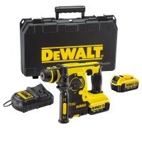 DeWalt DCH253M2 18V Mesin Bor Rotary Hammer Baterai - Cordless