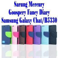 MERCURY  GOOSPERY FANCY DIARY SAMSUNG GALAXY CHAT (B5330)