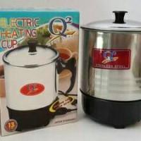 teko listrik /muk elektrik pemasak air 13cm Q2