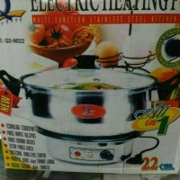 panci listrik / panci elektrik pot Q2
