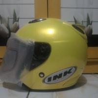 harga (Promo Termurah) Helm Basic INK Kuning (Bukan KYT CROSS BOGO Dan Anak) Tokopedia.com