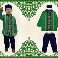 BM86161 KOKO ANAK IMPORT - KODE J baju muslim anak