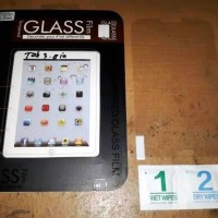 tempered glass samsung tab 3 ukuran 8 inch ( anti gores tab 3 )