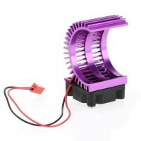 heatshink / heatsink / heat sink rc dgn fan tuk motor 540 / 550 3650